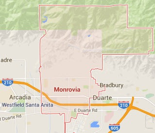 Monrovia DUI Lawyer