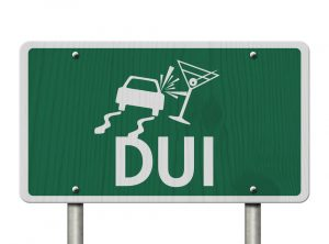 DUI in California and move